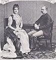 Rainha Maria Pia e o seu filho D. Afonso, Duque do Porto.jpg