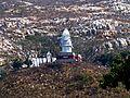 Rajgir - 004 Jaina Temple on the Mountain (9242531483).jpg