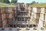 Rani-ki-vav (the Queen's Stepwell) at Patan, Gujarat.
