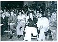 Ranko Munitic (1943-2009), dark shirt, MAFAF 1975.jpg