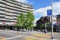 Rapperswil - Zentrum (City-Haus) - Neue Jonastrasse - Obere Bahnhofstrasse - Rathausstrasse 2010-08-29 16-01-30 ShiftN.jpg