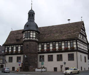Höxter - Town hall