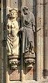 Rathausturm Köln - Heinrich II von England, Heinrich IV (0834-36).jpg