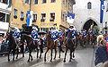 Ravensburg Rutenfest 2005 Festzug Herolde.jpg