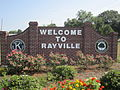 Rayville, LA, welcome sign IMG 0148.JPG