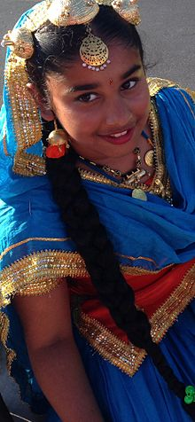 "Ready to perform punjabi cultural dance"" Gidha"" 2013-10-26 18-05.jpg"