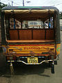 Rear view of an Auto rickshaw at Kakinada 01.jpg