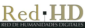 Logotype of the Red de Humanidades Digitales