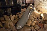Refugi de Cervantes, bomba de 50 kg.jpg