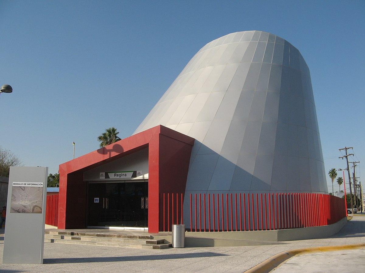 Regina Monterrey Metro Wikipedia