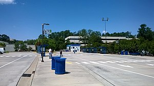 GoTriangle - Regional Transit Center