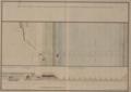 Reinaldo Oudinot, Planta, Perfil e Elevação do Boqueiro construido por ordem de S.MAG.de no sitio do Porto da Videira, no Campo Novo de Leiria para se regar parte do mesmo, 1782.png