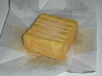 Limburger - Image: Remoudou (cheese)
