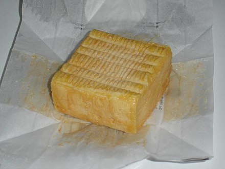 Herve cheese - Wikiwand