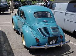 renault juvaquatre wikivisually rh wikivisually com Renault 2CV Renault Caravelle