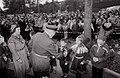 Representanter for det første Sametinget. Plenumsmøtene ble holdt i daværende Samelandssenteret i Karasjok fram til åpeningen av Sametingsbygningen høsten 2000. Foto Harry Johansen. (11083026604).jpg