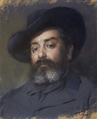 Retrato do jornalista Júlio de Menezes (1900) - José Malhoa.png
