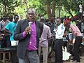 Rev.Peter Munde Yacob As been Elect As the Arch Bishop of Western Equatoria Internal province To be enthroned.jpg