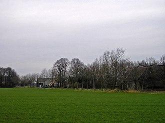 Rhee, Netherlands - View of Rhee