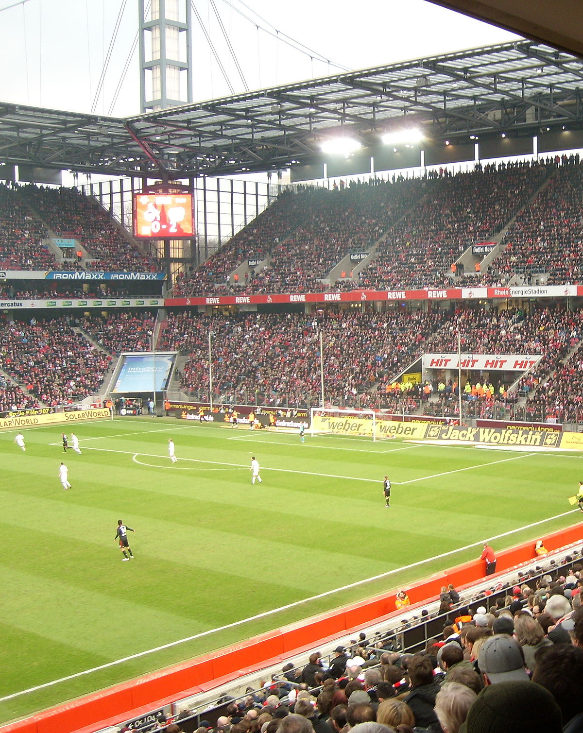Fc Köln Gegen Leverkusen