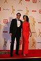Rhonda Burchmore at the 2011 Logie Awards.jpg