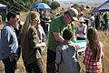 Richard Boddington directing the cast of, Against The Wild 2.jpg