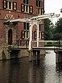 Rijksmonument 520609 Kasteel Nijenrode Ophaalbrug.JPG