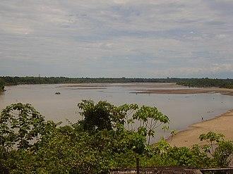 Japurá River - Image: Rio Caqueta 8120079