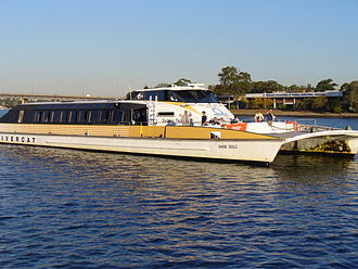 Sydney RiverCat - Shane Gould in original livery