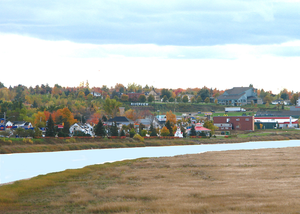 Riverview, New Brunswick - Image: Riverview, New Brunswick Location