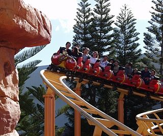 Road Runner Rollercoaster roller coaster