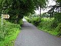 Road at Mullyash - geograph.org.uk - 1442664.jpg