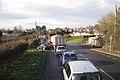 Roadworks, A381, Bishopsteignton - geograph.org.uk - 1654888.jpg