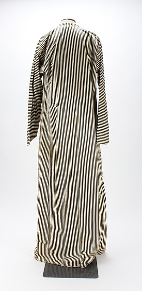File:Robe, striped (AM 1929.195-3).jpg