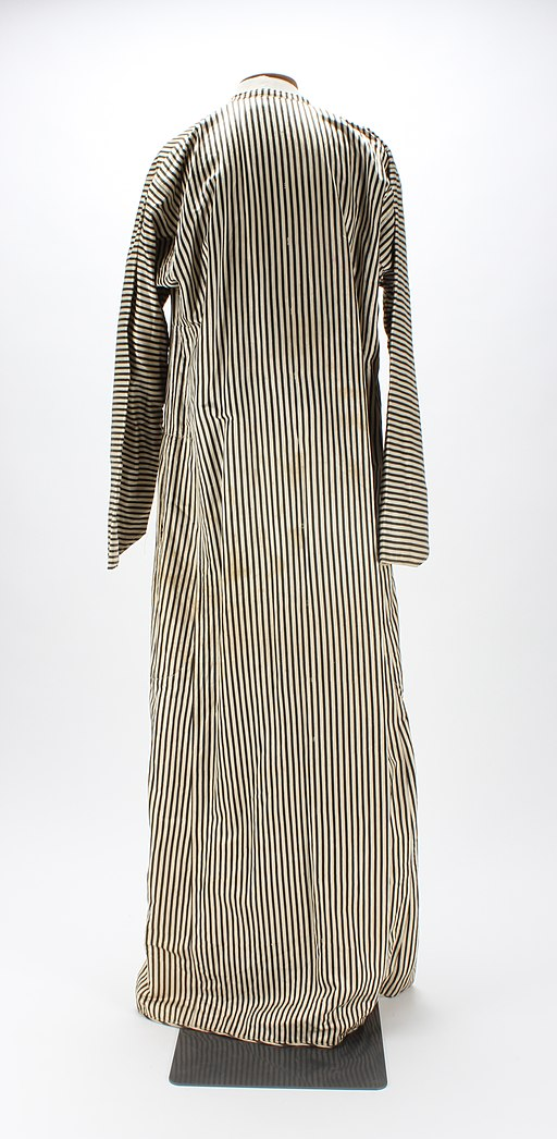 Robe, striped (AM 1929.195-3)