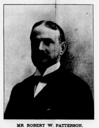 Robert Wilson Patterson - Robert W. Patterson