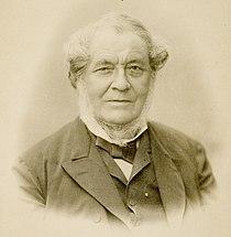 Robert Wilhelm Bunsen (HeidICON 53016) (cropped).jpg