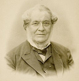 Robert Wilhelm Bunsen (HeidICON 53016) (cropped)