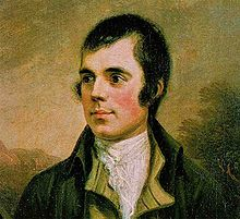 Image of Robert Burns