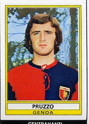 Roberto Pruzzo - Image: Roberto Pruzzo 1972