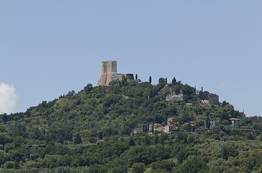 Rocca d'Orcia, Castiglione d'Orcia, Siena