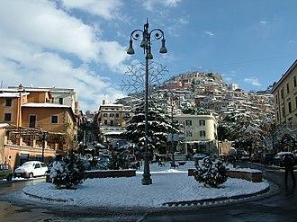 Rocca di Papa - View of Rocca di Papa.