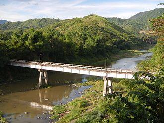 Marikina River - Upper Marikina River in Rodriguez, Rizal