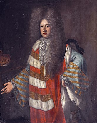 Roger Boyle, 2nd Earl of Orrery - Roger Boyle, 2nd Earl of Orrery (attributed to Garret Morphey)