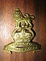 Roland Hains Canadian military police crest - panoramio.jpg