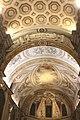 Rom, die Kirche S. Maria degli Angeli e dei Martiri, die Decke.JPG
