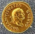 Roma, vespasiano, aureo, 77-78 dc.JPG