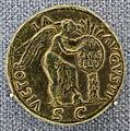 Roma, vitellio, sesterzio, 69 dc.JPG