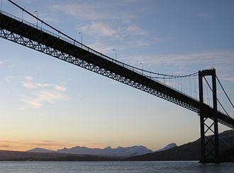 Rombak Bridge - Rombaksbrua