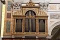 Rome Basilica of Saint Paul Outside the Walls 2020 P25 Pipe organ.jpg